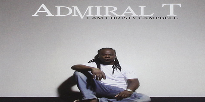 L'interview ADMIRAL T nouvel album « I Am Christy Campbell »