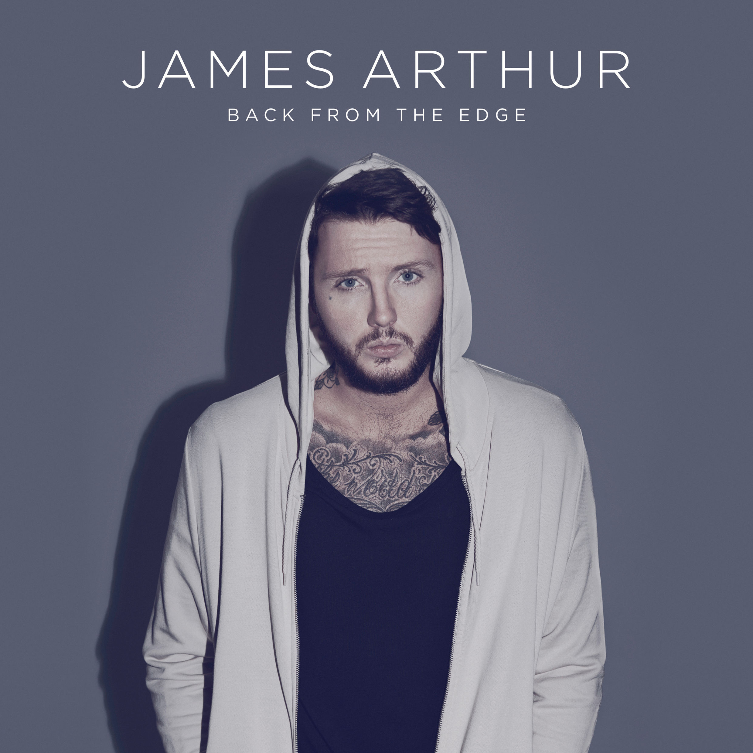 James Arthur : nouvel album « Back From The Edge »maintenant disponible