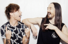 Steve Aoki & Louis Tomlinson présent le clip de « Just Hold On » !