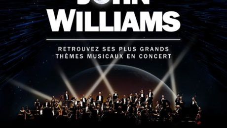 John Williams honoré par un concert le 25/09 à Paris au Grand Rex